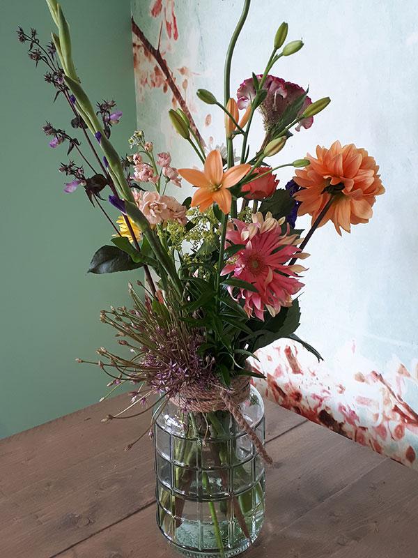 Bloemen abonnementen
